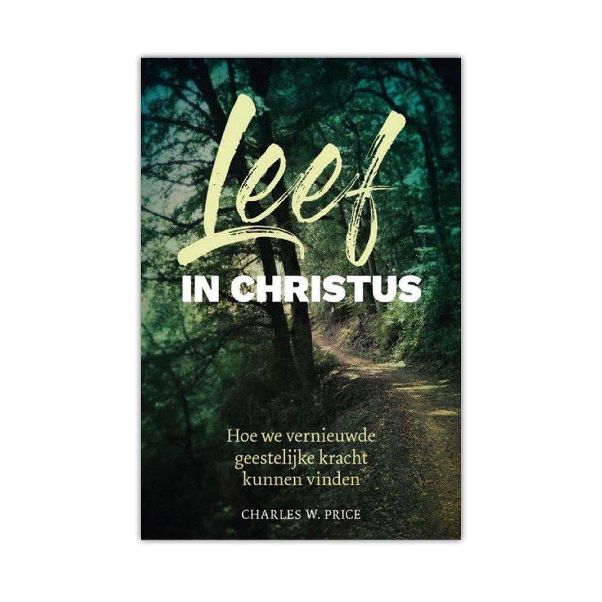 In 'Leef in Christus' legt de bekende bijbelleraar en voorganger Charles W. Price uit dat het christelijke leven geen techniek of een levensstijl is, maar dat het uitsluitend gaat om een relatie met Jezus Christus. Price gebruikt verschillende voorbee